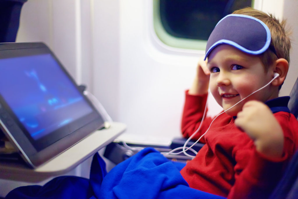 How to Avoid Toddler Tantrums on Your flight?