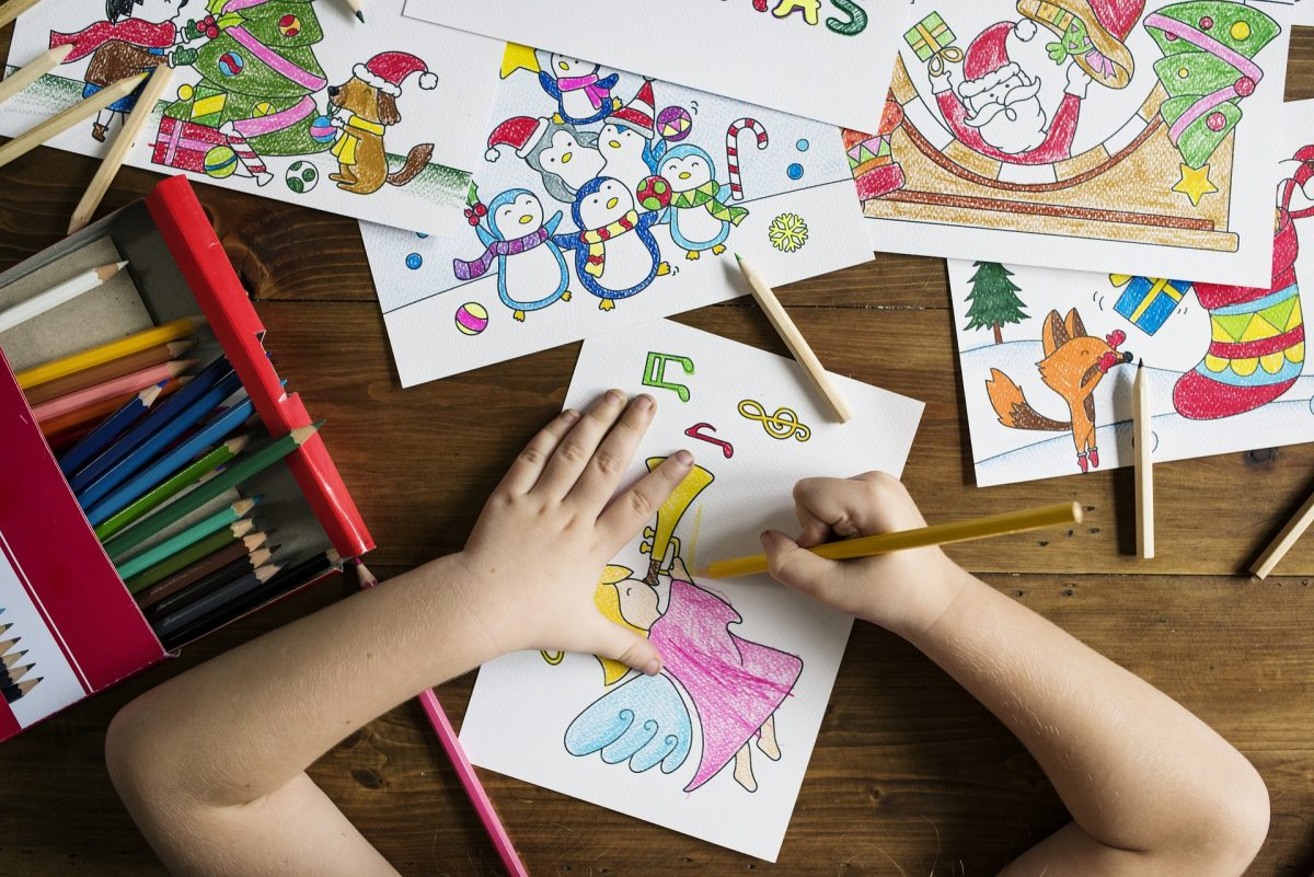 Why Preschool Coloring Pages for Kids Are Important?