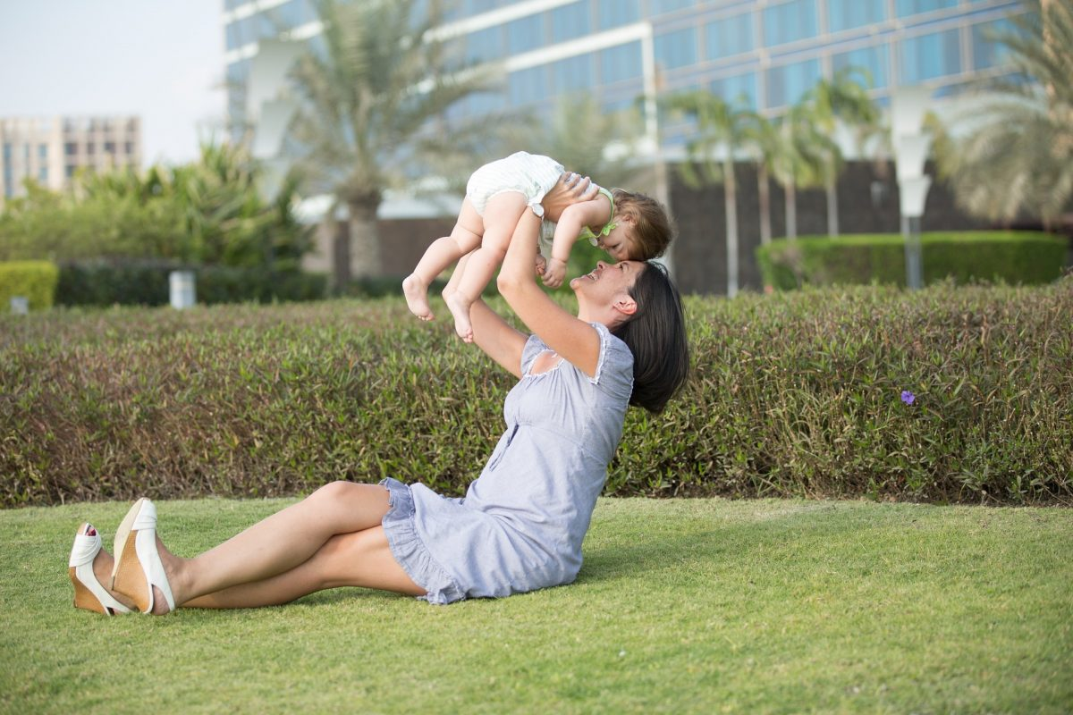 A Busy Mom's Guide To Staying Healthy And Losing Weight