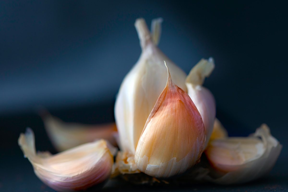 Garlic For Good Food and Good Health
