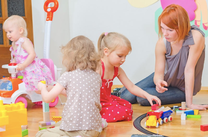 The Customized Kindergarten Program For The Little Ones
