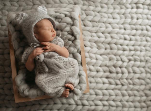 Importance of Healthy Sleep Habits for Newborn
