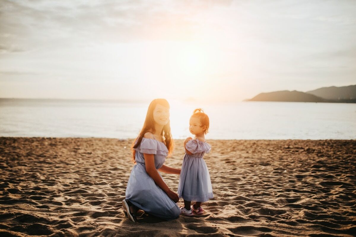Mom, Take Care of Yourself – First Things First
