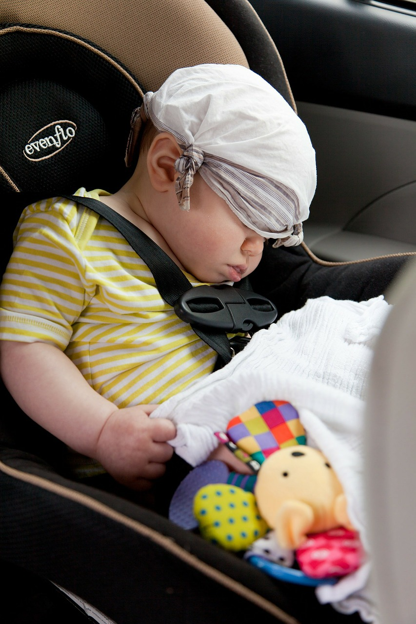 Car Seat 101: Differentiating Booster Seats And Child Car Seats